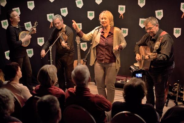 Irish Folk zum St. Patrick's Day